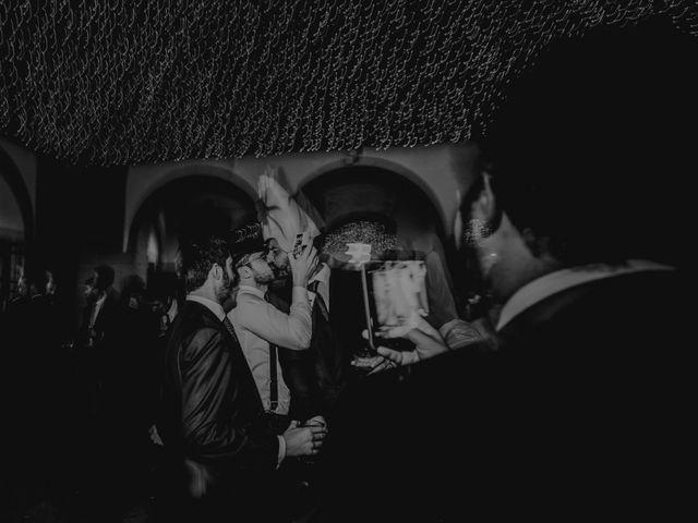 La boda de Alfredo y Fabiola en Madrid, Madrid 198