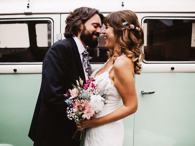 La boda de Mariela y Roberto