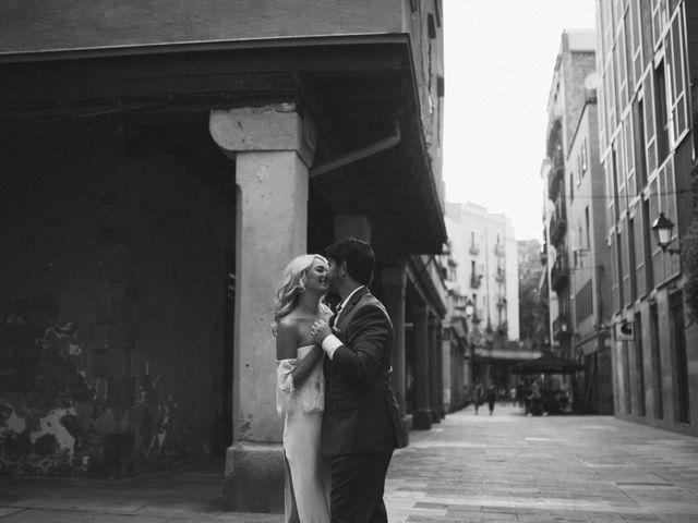 La boda de Cassandra y Luke