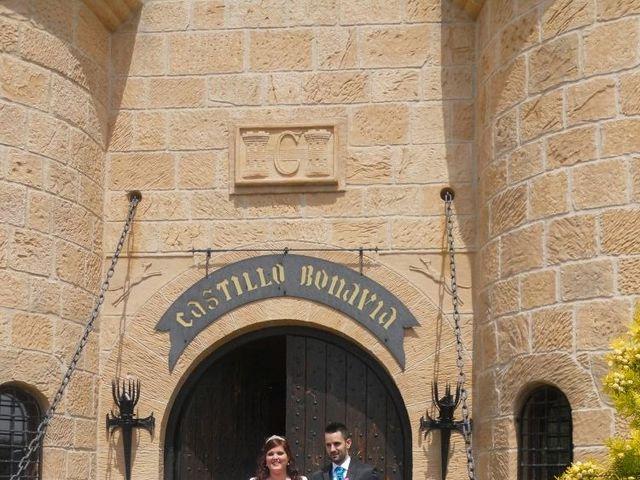 La boda de Oscar y Natalia en Zaragoza, Zaragoza 6