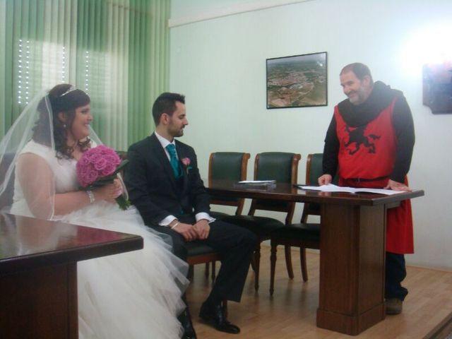 La boda de Oscar y Natalia en Zaragoza, Zaragoza 11
