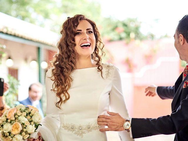 La boda de Antonio y Anabel en Córdoba, Córdoba 1