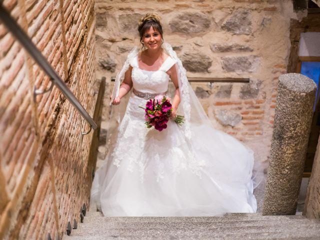 La boda de Begoña y Oscar en Vega De Santa Maria, Ávila 9