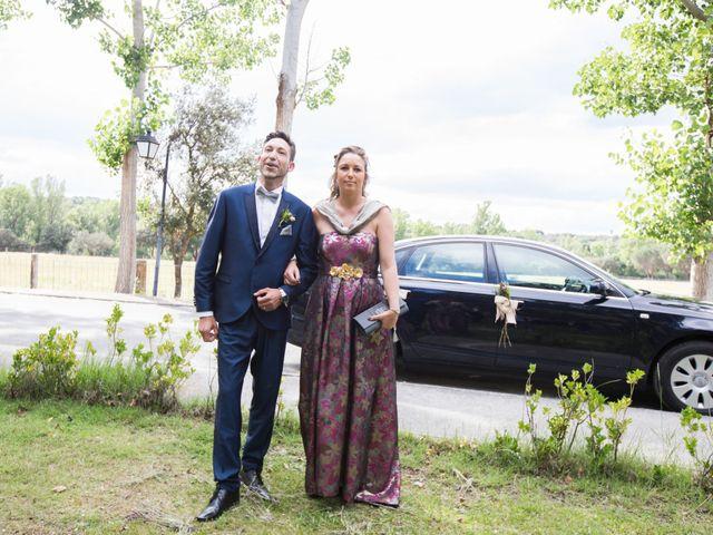 La boda de Begoña y Oscar en Vega De Santa Maria, Ávila 10
