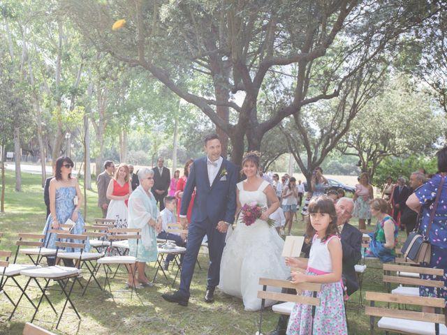 La boda de Begoña y Oscar en Vega De Santa Maria, Ávila 1