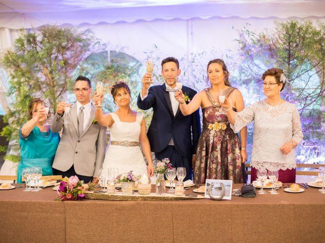 La boda de Begoña y Oscar en Vega De Santa Maria, Ávila 20