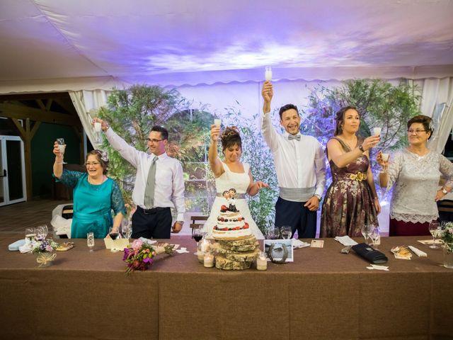 La boda de Begoña y Oscar en Vega De Santa Maria, Ávila 21
