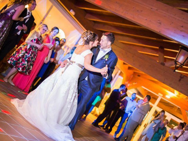 La boda de Begoña y Oscar en Vega De Santa Maria, Ávila 23