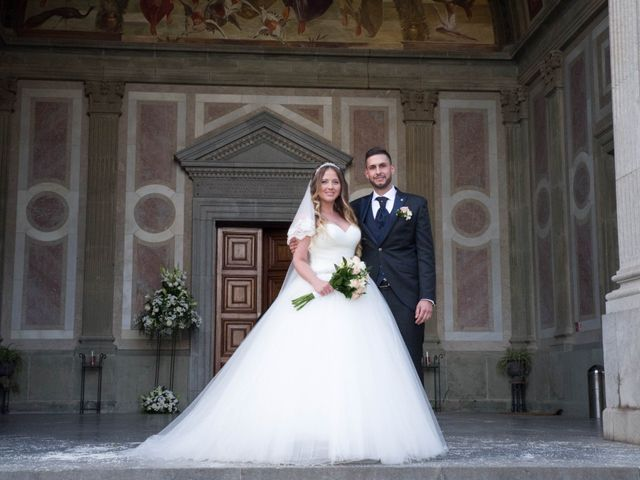 La boda de Clara y Tony