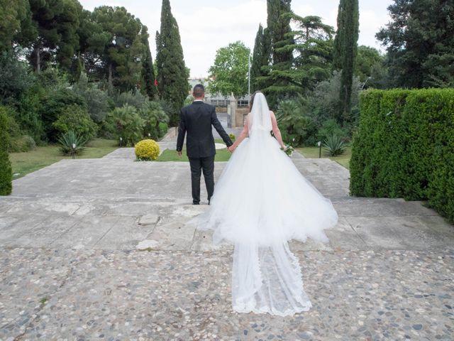 La boda de Tony y Clara en Igualada, Barcelona 14