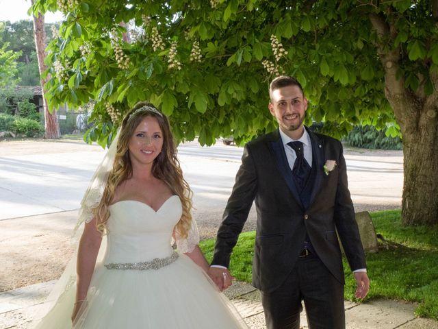La boda de Tony y Clara en Igualada, Barcelona 15