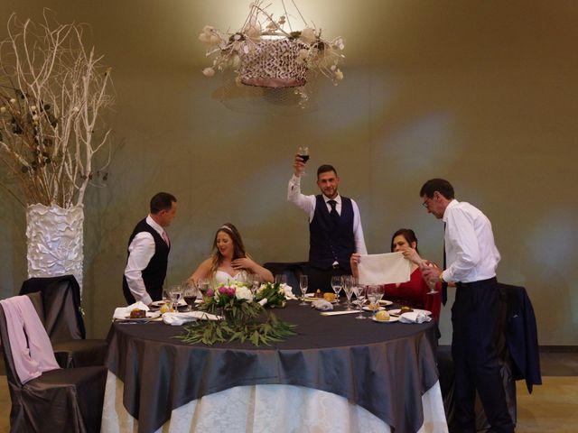 La boda de Tony y Clara en Igualada, Barcelona 24