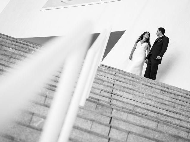 La boda de María Ángeles y José Antonio