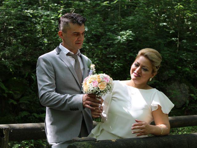La boda de Alberto  y Luz en Andoain, Guipúzcoa 1