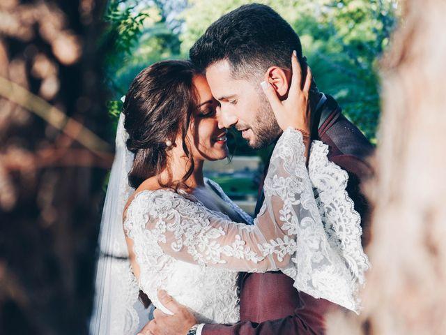 La boda de Lorena y Edu