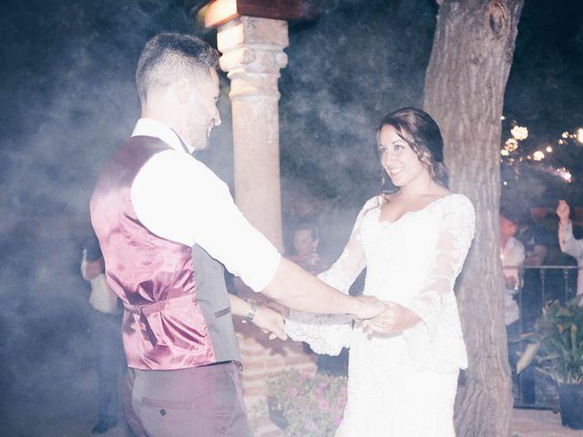 La boda de Edu y Lorena en Toledo, Toledo 13