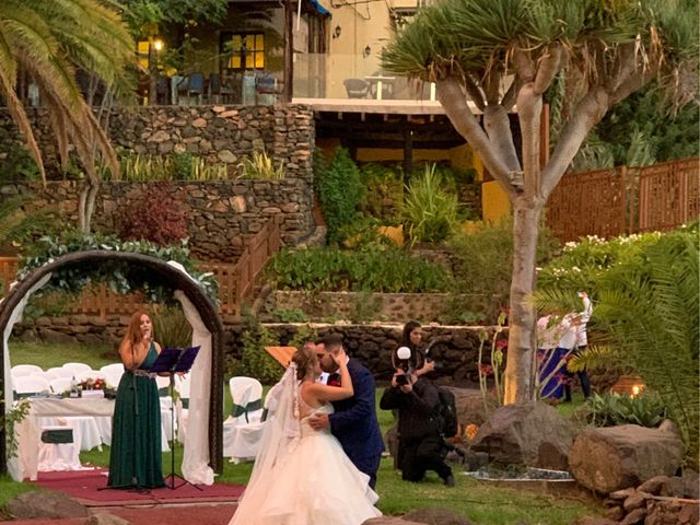 La boda de Rene y Lourdes en Galdar, Las Palmas 3