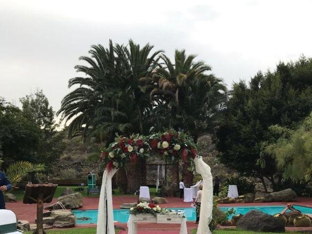 La boda de Rene y Lourdes en Galdar, Las Palmas 4