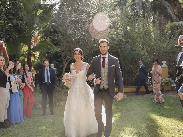 La boda de Paco y Marta en Sevilla, Sevilla 33