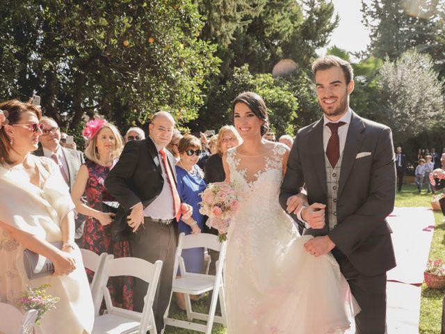 La boda de Paco y Marta en Sevilla, Sevilla 34