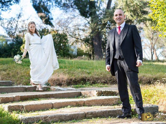 La boda de Gabriel y Katia