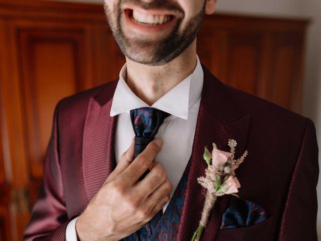 La boda de José David y Rocío en San Javier, Murcia 2