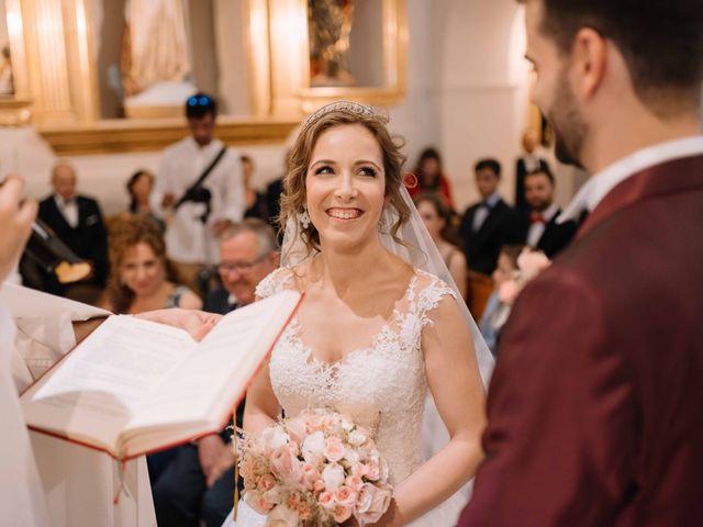 La boda de José David y Rocío en San Javier, Murcia 6