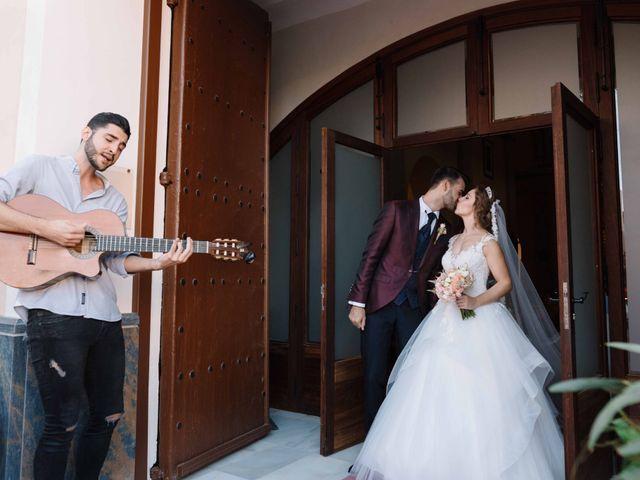 La boda de José David y Rocío en San Javier, Murcia 7