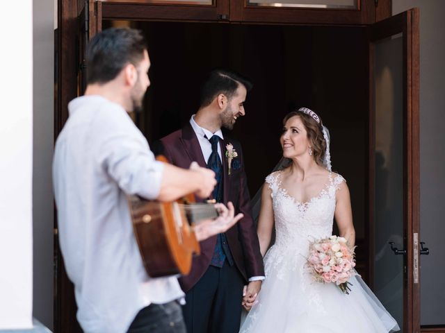 La boda de José David y Rocío en San Javier, Murcia 8