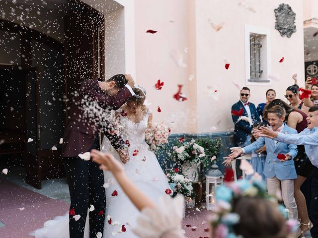 La boda de José David y Rocío en San Javier, Murcia 9
