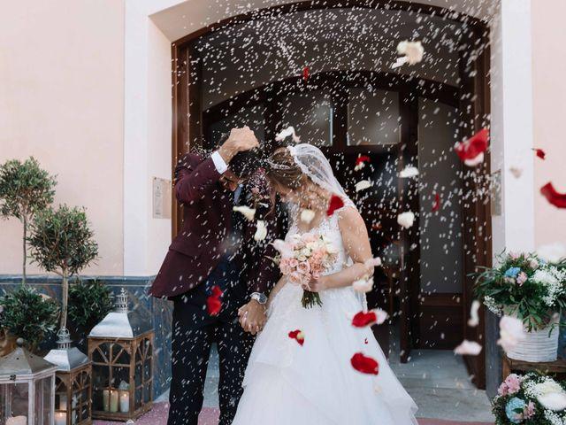 La boda de José David y Rocío en San Javier, Murcia 10