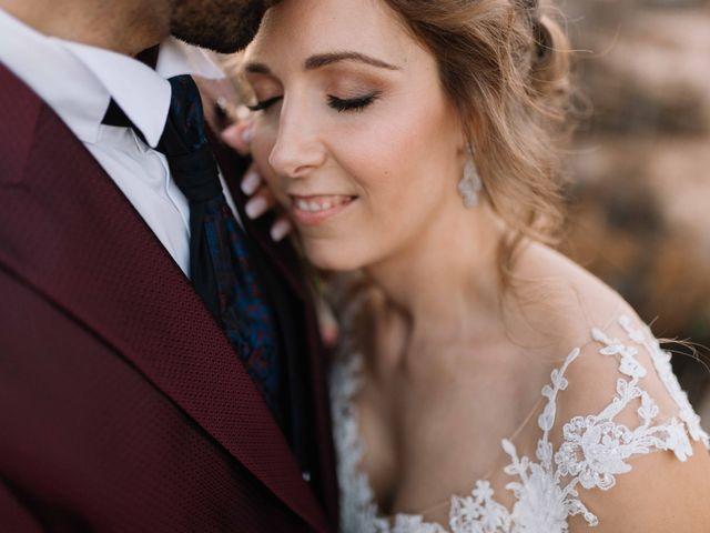 La boda de José David y Rocío en San Javier, Murcia 13