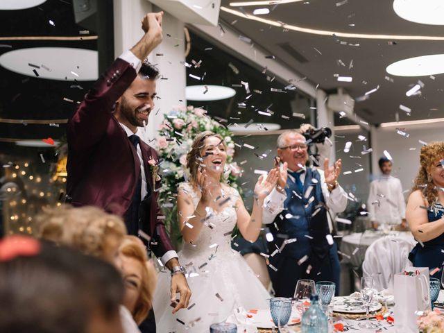 La boda de José David y Rocío en San Javier, Murcia 19