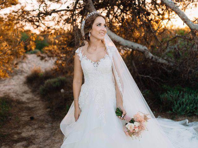 La boda de José David y Rocío en Los Ramos, Murcia 11