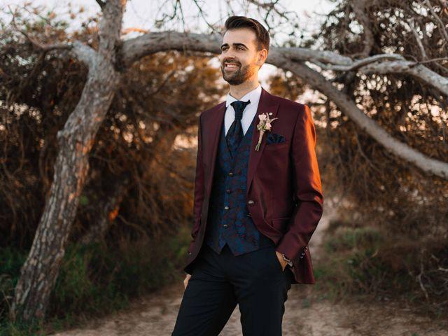 La boda de José David y Rocío en San Javier, Murcia 12