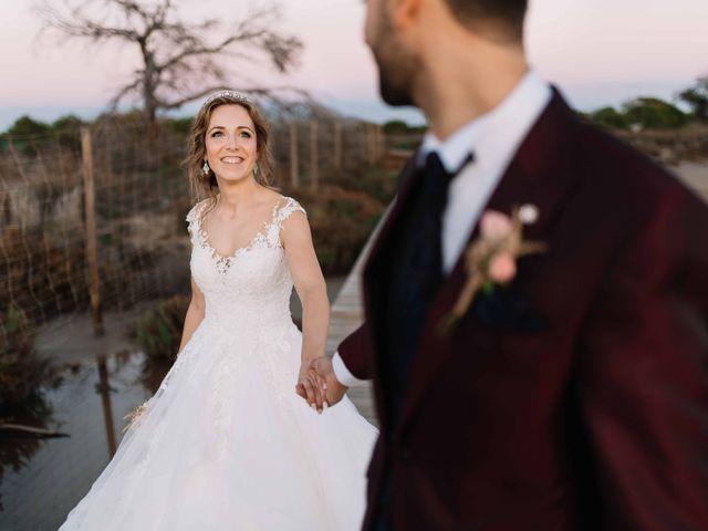 La boda de José David y Rocío en San Javier, Murcia 14