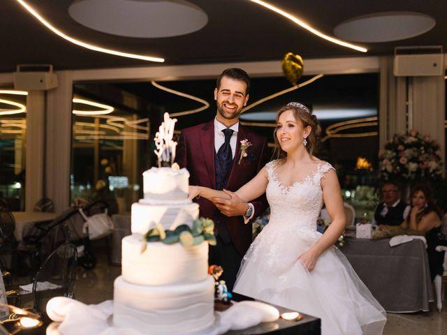 La boda de José David y Rocío en San Javier, Murcia 21