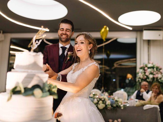 La boda de José David y Rocío en San Javier, Murcia 22