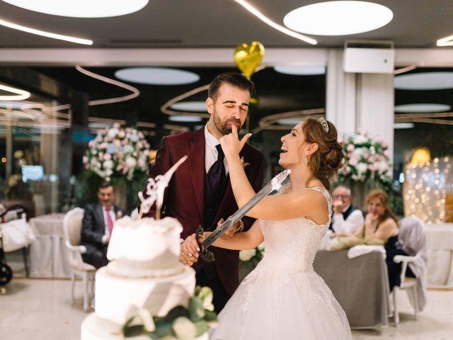 La boda de José David y Rocío en San Javier, Murcia 23
