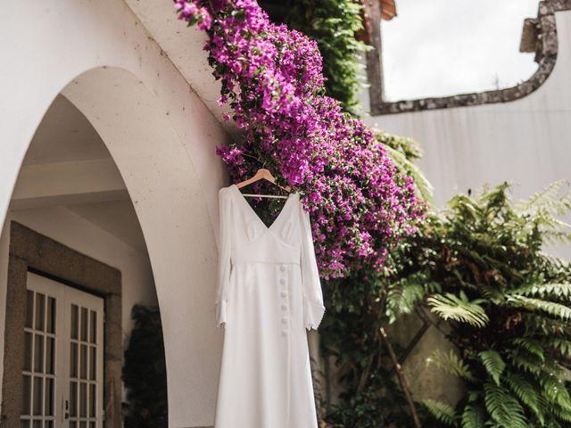 La boda de Héctor y Laura en Bueu (Resto Parroquia), Pontevedra 2