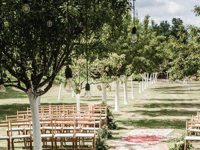 La boda de Héctor y Laura en Bueu (Resto Parroquia), Pontevedra 11