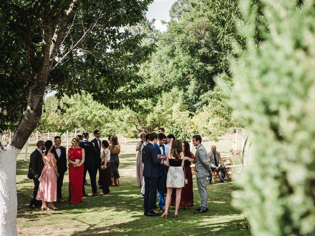 La boda de Héctor y Laura en Bueu (Resto Parroquia), Pontevedra 12