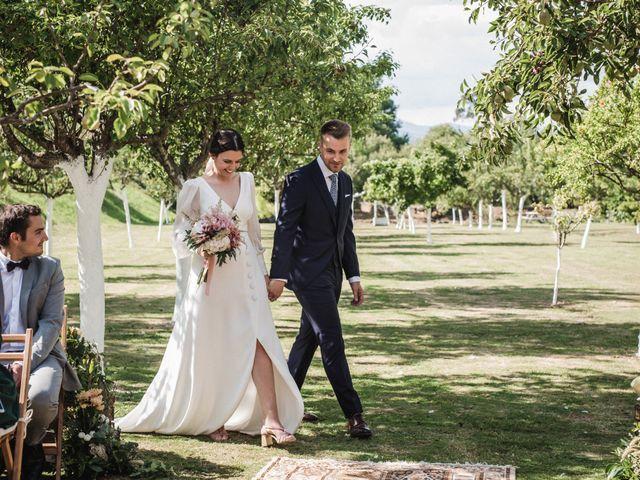 La boda de Héctor y Laura en Bueu (Resto Parroquia), Pontevedra 14