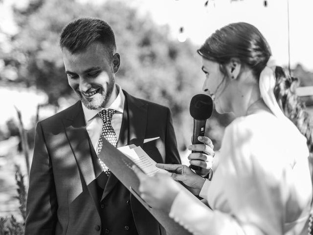 La boda de Héctor y Laura en Bueu (Resto Parroquia), Pontevedra 17