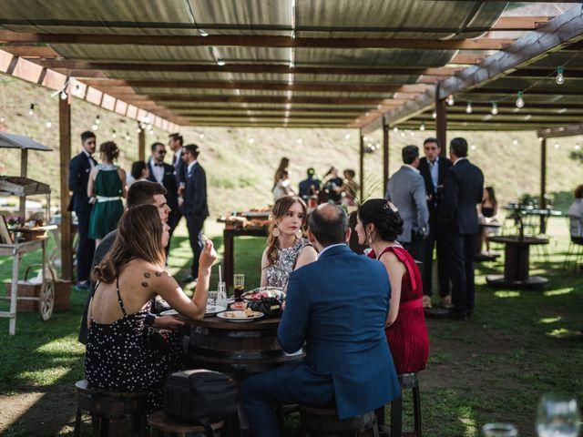 La boda de Héctor y Laura en Bueu (Resto Parroquia), Pontevedra 22