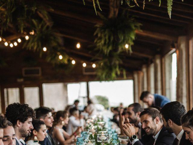 La boda de Héctor y Laura en Bueu (Resto Parroquia), Pontevedra 24