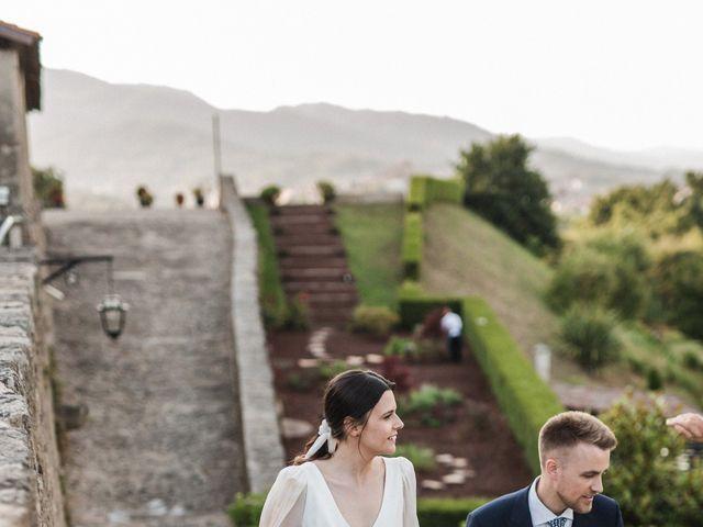 La boda de Héctor y Laura en Bueu (Resto Parroquia), Pontevedra 26