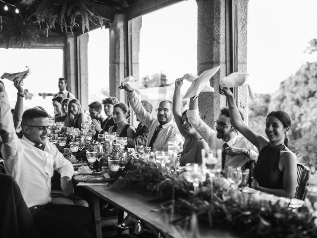 La boda de Héctor y Laura en Bueu (Resto Parroquia), Pontevedra 27