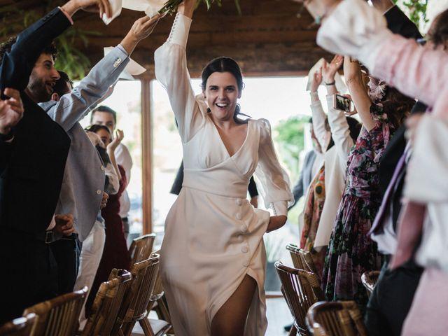 La boda de Héctor y Laura en Bueu (Resto Parroquia), Pontevedra 28