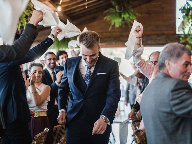 La boda de Héctor y Laura en Bueu (Resto Parroquia), Pontevedra 29